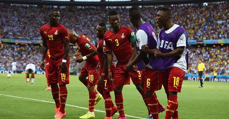 Congo-Brazzaville want to play Ghana in friendly