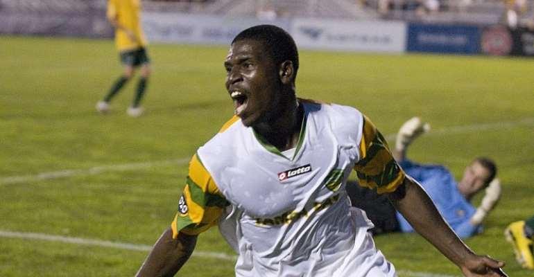 Ghanaian Adjeman scored for El Geish