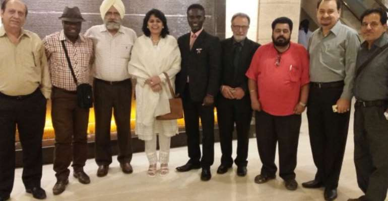 India Film Stakeholders Happy With Ghanaian Partnership