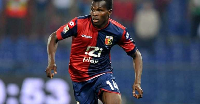 Transfer Tavern: Chievo Verona propose swap deal for Ghana midfielder Cofie