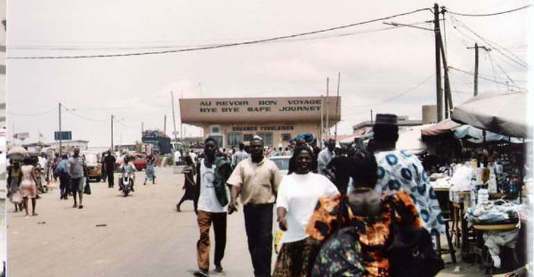 Corruption Galore At Ghana-Togo Border