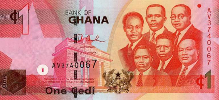 ONE GHANA FOR YOUR POCKET.......WHAT YOU GONNA DO FOR XMAS ........TRAVELLING ON LAPAZ TOYOTA?