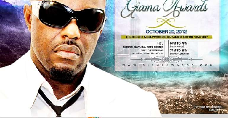 Announcing the 2012 GIAMA Host and a Brunch/Photoshoot/Media Opportunity with the Stars