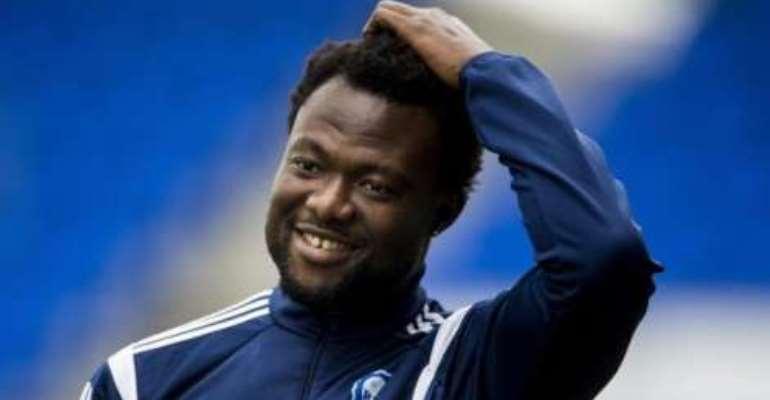 Gideon Baah: Ghana defender rubbishes Barcelona link