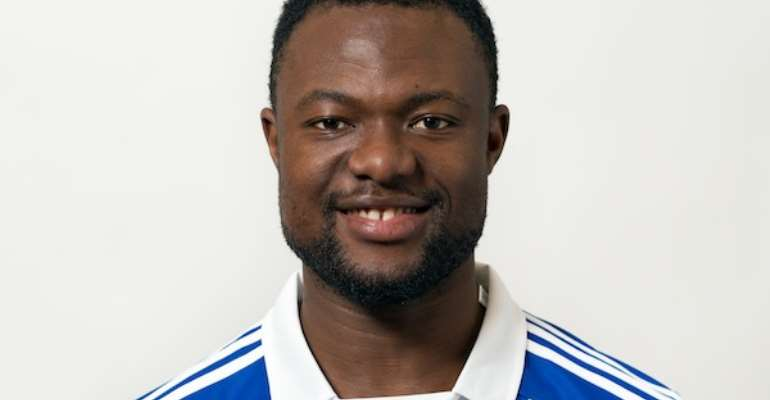 Finland based Gideon Baah wants an opportunity to showcase talent in Avram Grant's new look Back Stars