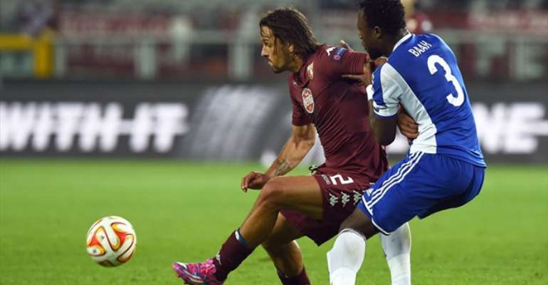 Gideon Baah: Former Asante Kotoko defender targets Uefa Champions League action