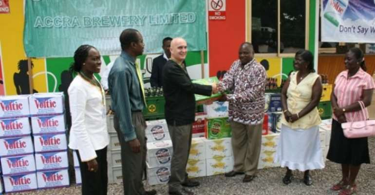 Two Companies Supports GJA Awards