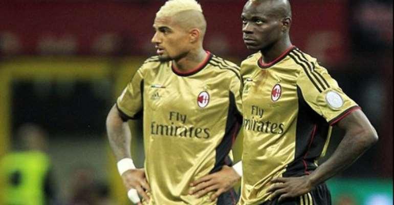 Balotelli lifts AC Milan to 3rd-place finish