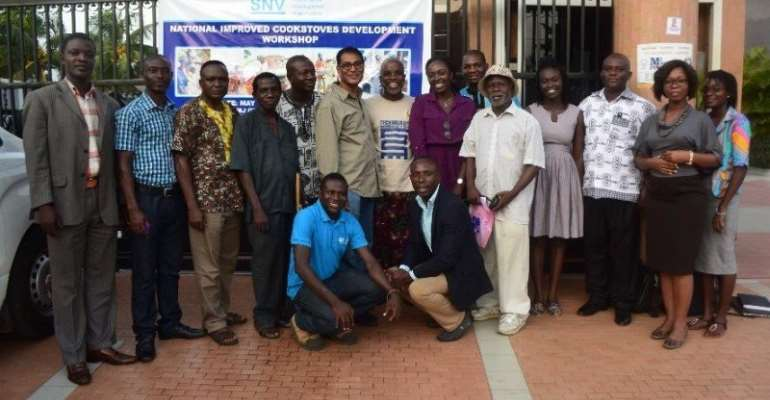 Experts design open source technology for improved cookstoves