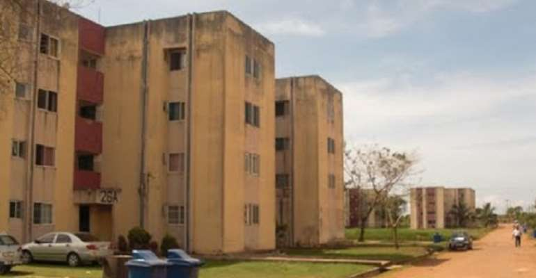 SSNIT offers Elmina flats occupants lifeline