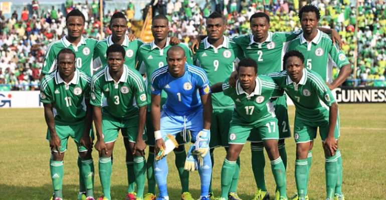 2014 World Cup: Stephen Keshi excludes AFCON hero Mba from Nigeria final squad