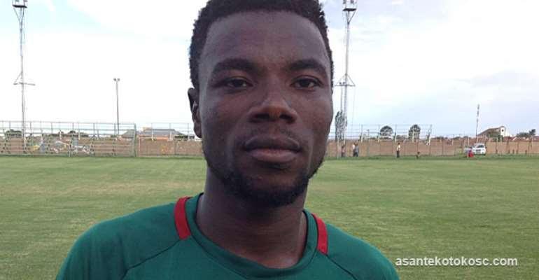 Kotoko stalwart Abeiku Ainooson fears Hearts of Oak and Heart of Lions competition