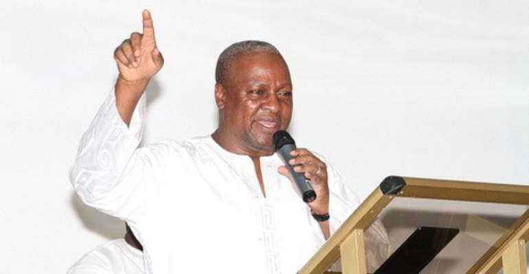 Let's be a nation of believers not cynics - President Mahama