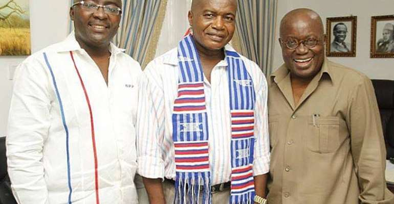 New NPP Leaders Must Ensure Akufo-Addo Victory 2016--Students Network For Nana Addo