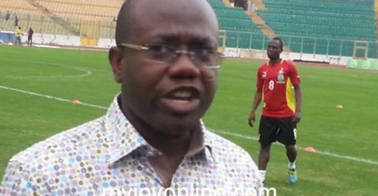 Ghana FA President dismisses reports of Black stars squad leakage