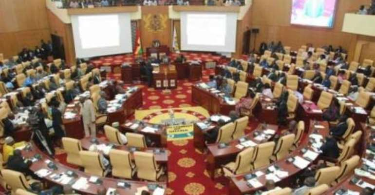 Parliament grants conditional approval to GNPC
