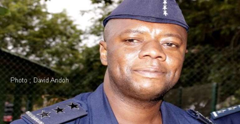Police foil planned demonstration at Teshie; arrest 23 people for threats on MP