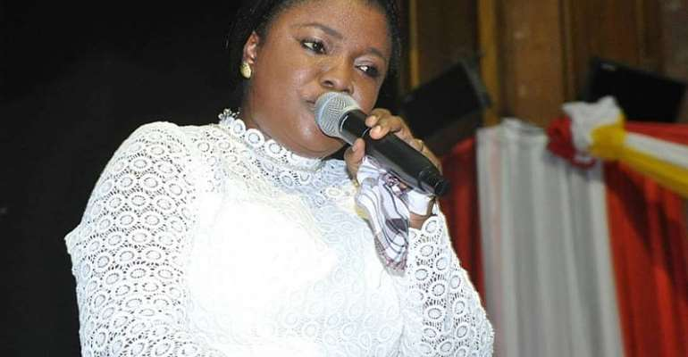 Ohemaa Mercy Gets Two Nominations At Ghana Blogging And