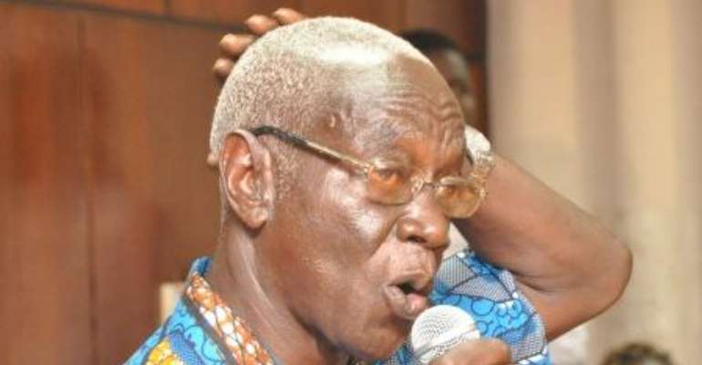 Dr. Kwadwo Afari-Gyan