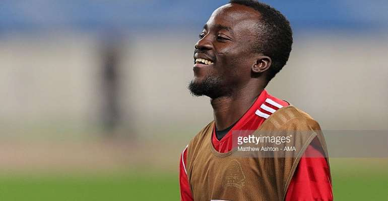 Solomon Asante wants TP Mazembe to win the CAF Confederation Cup