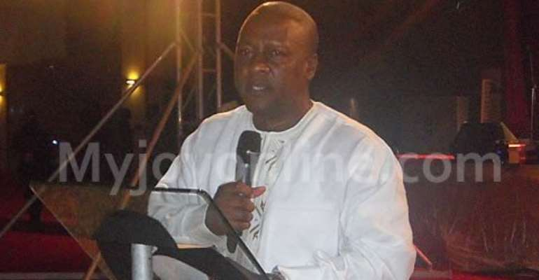 Smart Business Aren't Laying Off Workers - Mahama