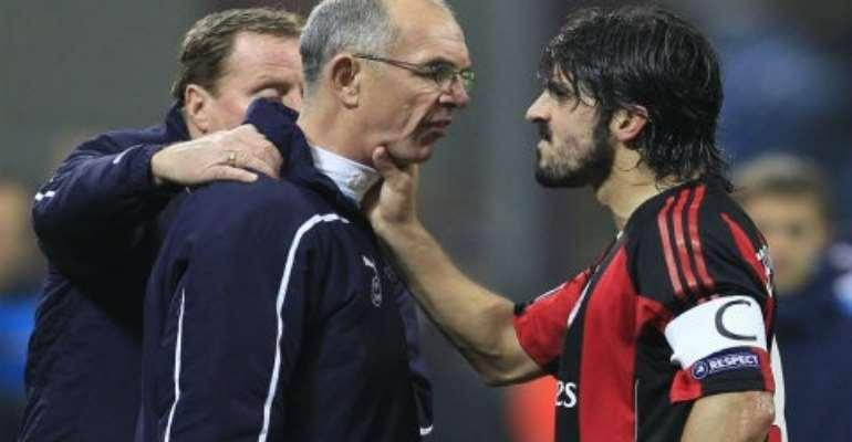 Gattuso appointed Palermo coach