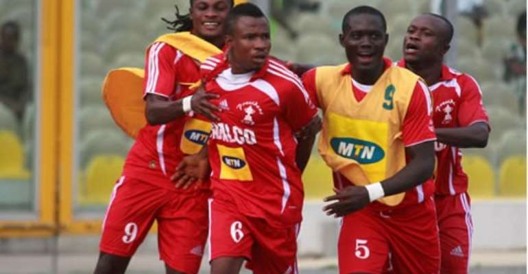 Kotoko to switch pre-season camp from Adukrom to Winneba