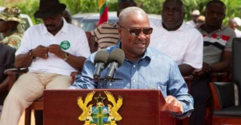 2016 Elections: Yilo Krobo Chiefs Pledge 85% Votes For Mahama