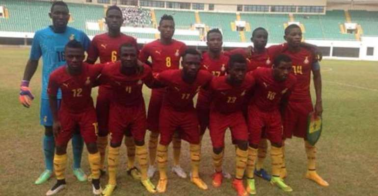 All Africa Games: Meteors draw blank with Senegal