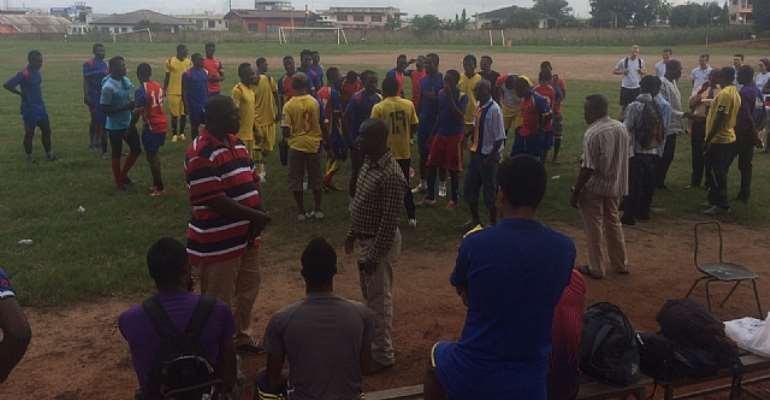 Hearts of Oak begin pre-season in Accra minus new head coach