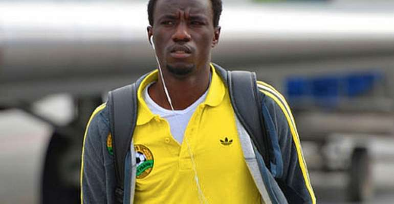 Mohamed Rabiu joins Kuban's pre-season camp; forgets World Cup heartache