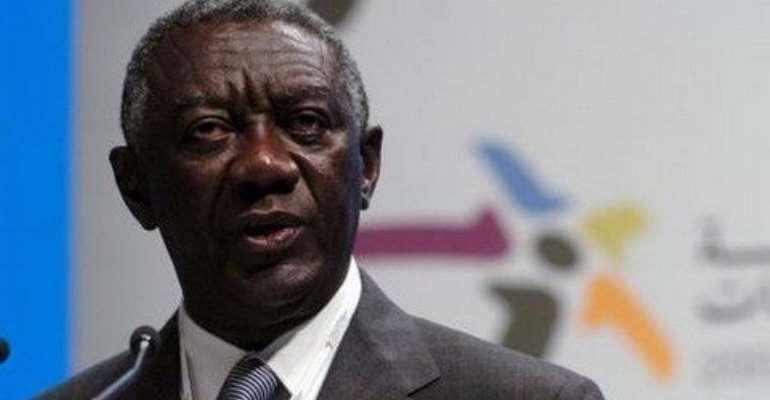 Abodakpi's claim against Kufuor 'very bizarre'- Frank Agyekum