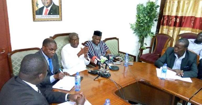 Togo delegation call on Local Government Minister