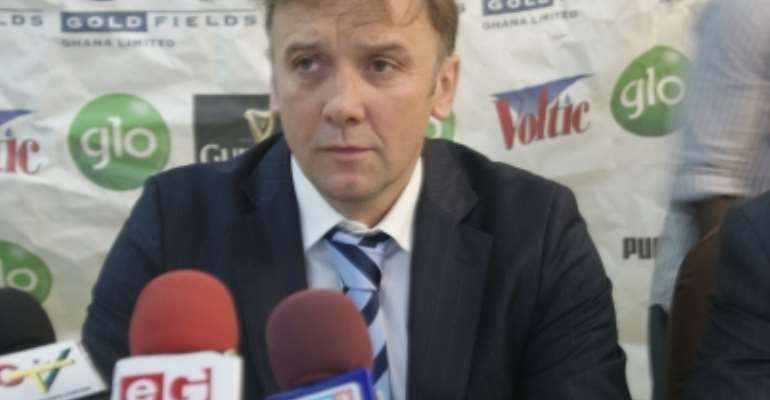 Stevanovic names a provisional 25-man squad for CAN 2012