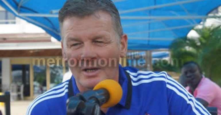 Sunderland's International Development coach Gordon Chilsholm