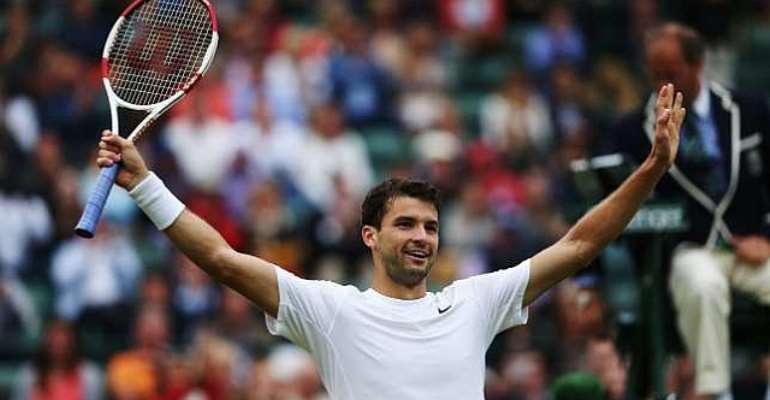 Shocker: Dimitrov sends Murray packing from Wimbledon