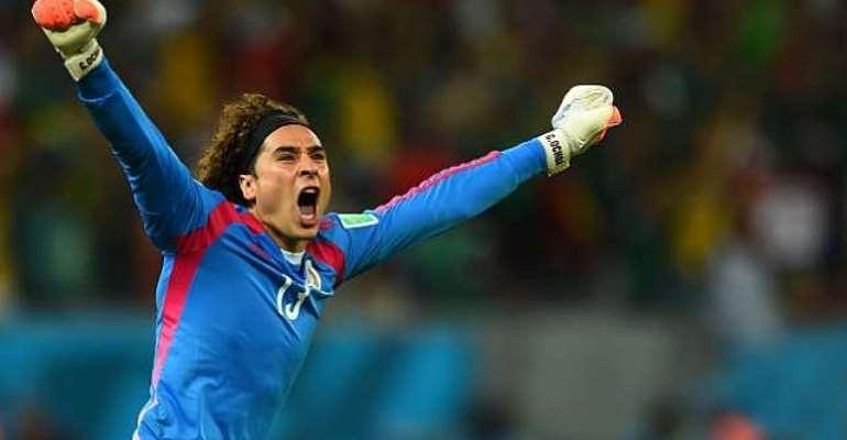 Guillermo Ochoa hails Mexico defence