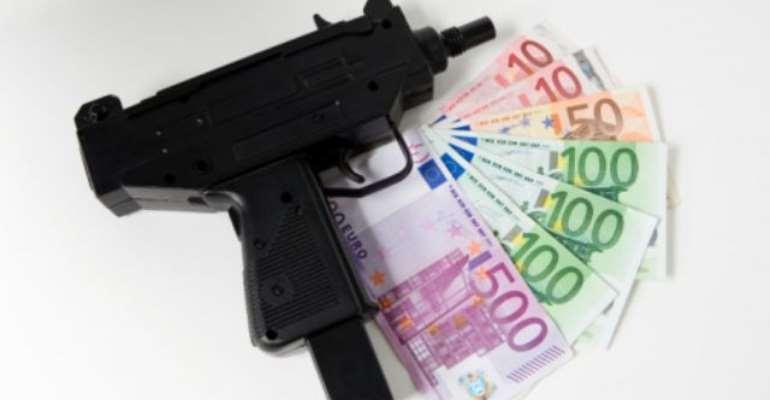 Dagbon: Now, it's Guns for Cash