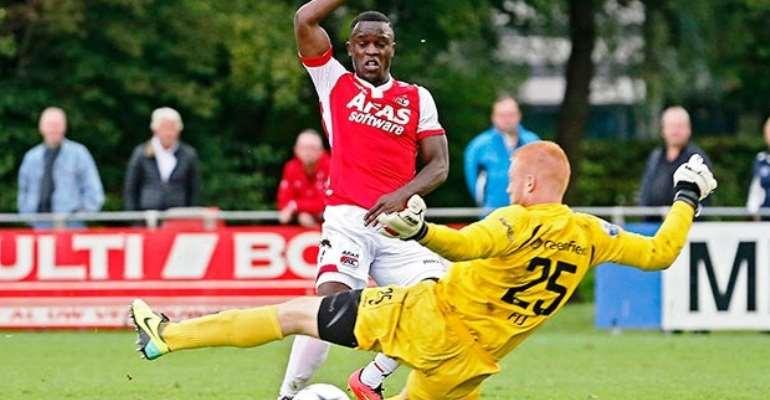 Dutch-born Ghanaian Gyasi wants to play for Ghana