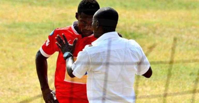 Goalless: Asante Kotoko held by All Stars in Wa