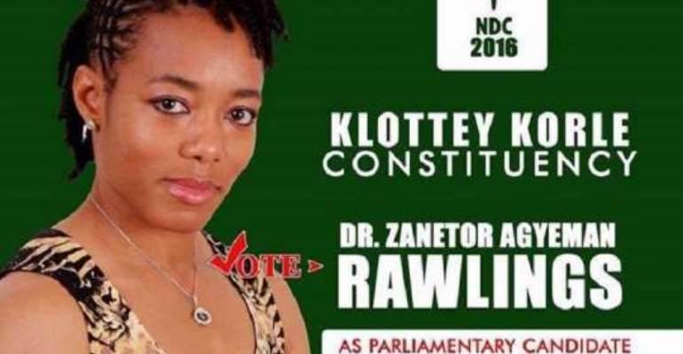 Klottey Korle: Why Dr. Zanetor Rawlings Is Your Best Bet
