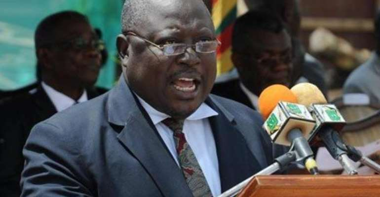 Presidency now 'a leaking pot of correspondence' - Martin Amidu