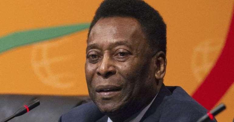 Brazil legend Pele in hospital after prostate surgery