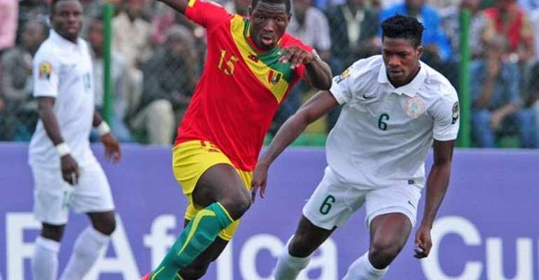 Guinea and Nigeria