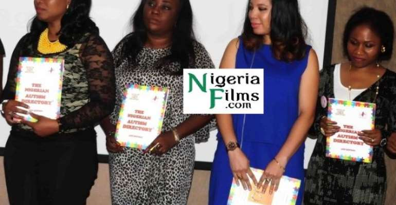 Monalisa Chinda, Emem Isong Rewarded For Autism Awareness In Nigeria