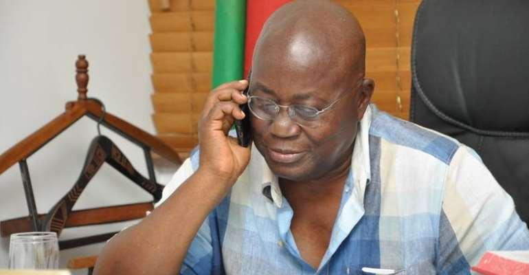 'Nana Addo Is Ghana's Saviour'