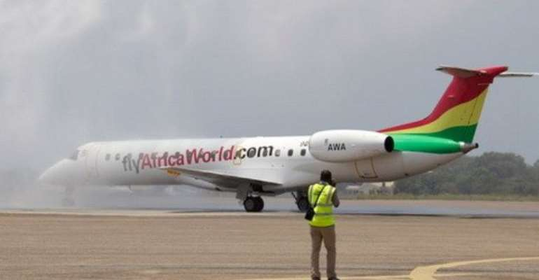 The Embraer ERJ 14LR is powered by two Rolls Royce AE3007 engine