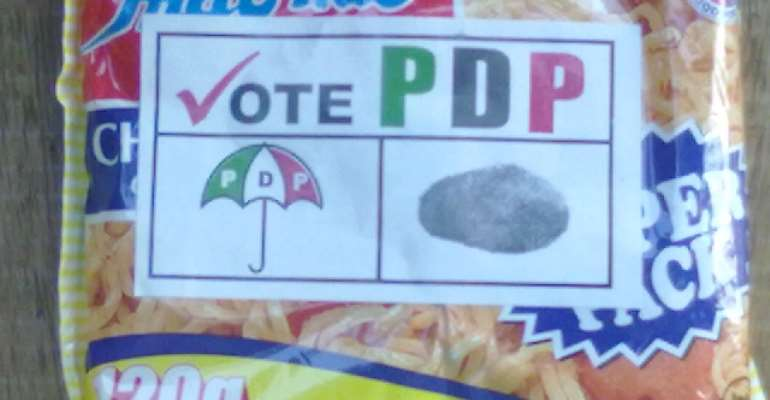 PDP in Last Minute Campaign Move