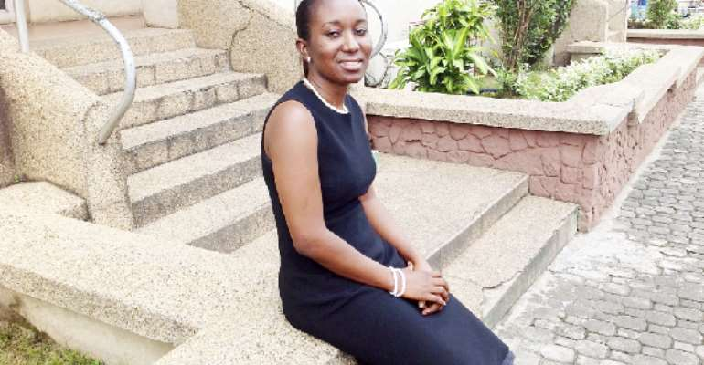 Hagar Addo: Ghana's most outstanding law student