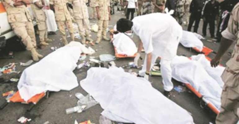 Hajj Stampede: Where Was Allah?